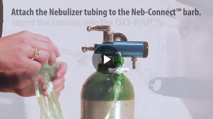 Pulmodyne Neb-Connect Product Preview